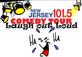 New Jersey 101.5's Comedy Tour