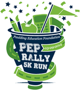 Paulding Pep Rally 5K/1K with TABLET GIVEAWAY