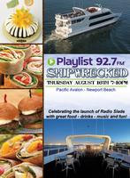 Playlist 92.7 Shiprwrecked with Radio Slade