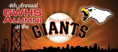 4th Annual GWHS at the Giants