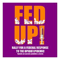 FED UP! Rally