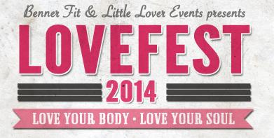 LoveFest by Benner Fit and Little Lover Events