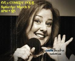 GG's 504 Comedy Hour/Sat. March 8