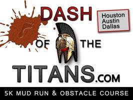 DASH OF THE TITANS- DALLAS MUD RUN 2012