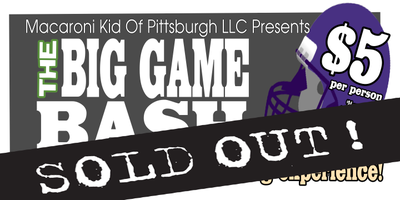 "The Big Game Bash- A Family Friendly ""Tailgating""..."