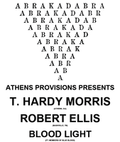 AP Presents: Robert Ellis //  T. Hardy Morris // Blood...