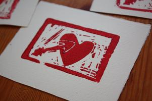 Valentine Card Making Workshop