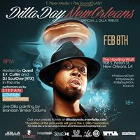 Dilla Day New Orleans