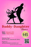 Charlotte Daddy-Daughter Dance 2014