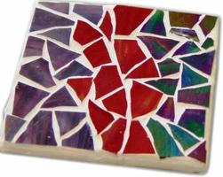 Fun with Stained Glass Mosaics