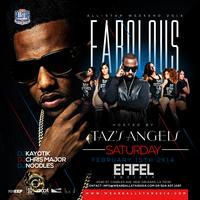 WE ARE ALL-STAR 2014 hosted by FABOLOUS & Taz's Angels...