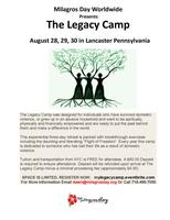 Legacy Camp Orientation Call