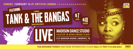 Artistik Lounge featuring Tank and The Bangas