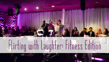 Flirting with Laughter: A Hilarious Comedy Mixer -...