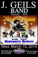J. GEILS BAND TRIBUTE With JUKE JOINT JIMMY & THE...