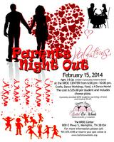 """Parents """"Valentines"""" Night Out"""