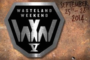 Wasteland Weekend 2014: A 4-Day Post-Apocalyptic Party...