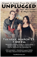 Unplugged: A Theatrical Rock Show to Combat Rape and...
