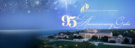 Progressive Baptist Church 95th Anniversary Gala- SOLD...