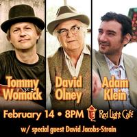 Tommy Womack & David Olney & Adam Klein w/ David...