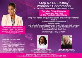 Step N2 UR Destiny Women's Conference