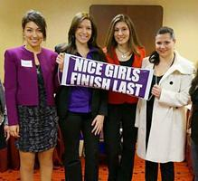 """Nice Girls Finish Last"" Seminar ""Chicago"" ($15 to the..."