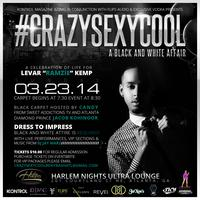 CrazySexyCool Black and White Attire Affair