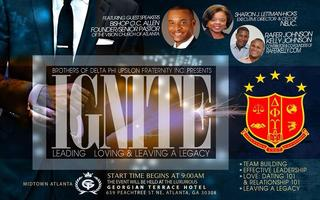 Leadership Conference 2014: Ignite: Lighting the Fire...