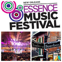 ESSENCE MUSIC FESTIVAL [LAST CALL]