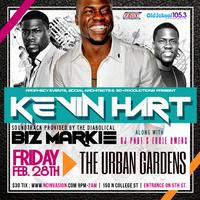 Kevin Hart + Doug E Fresh + Biz Markie + Big Daddy...