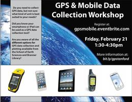 GPS & Mobile Data Collection Workshop