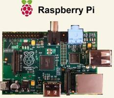 RaspberryPi Foundation visits Alpha One Labs