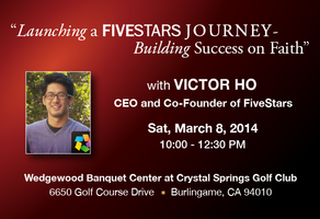 """""""Launching a FIVESTARS Journey- Building Success on..."""