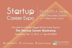The Startup Hub x Startup Career Bootcamp