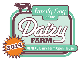 2014 Family Day at the Dairy Farm