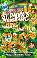 Hollywood St Patrick's Day PubCrawl - Saturday (3/15)