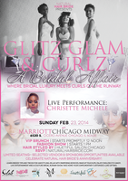 Chrisette Michele Performs LIVE at the Glitz Glam &...