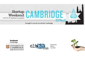 Startup Weekend Education (SWEDU) Cambridge 05/14