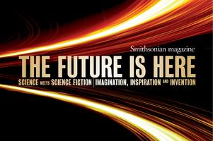 Smithsonian magazine's The Future is Here Festival