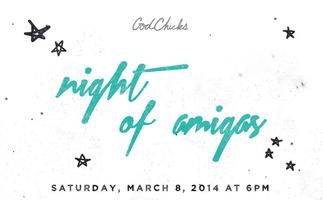 GodChicks Night of Amigas 2014