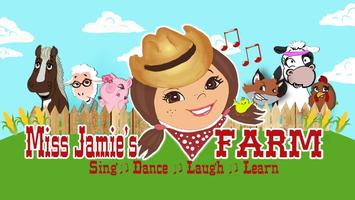 Miss Jamie from the Farm! Kids Sing-a-long!