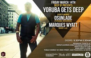 DEEP SF Edition w OSUNLADE & MARQUES WYATT