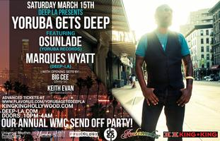 DEEP-LA w OSUNLADE, MARQUES WYATT, KEITH EVAN & BIG CEE