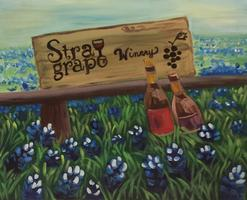 Merry Monet Paint and Wine Tasting
