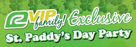 St. Paddy's Day Party - Concord