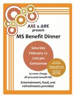 MS Benefit Dinner