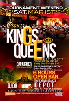 KINGS AND QUEENS DAY PARTY DURING CIAA WEEK