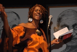 Celebrating Poetry Month with Kadija George Sesay,...