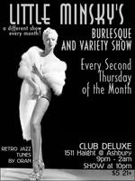 Little Minsky's Burlesque Cabaret