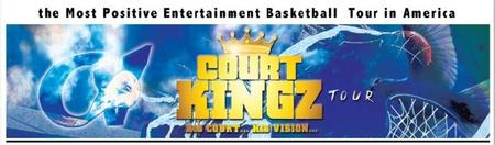 FCA presents Court Kingz Basketball Tour at LHS